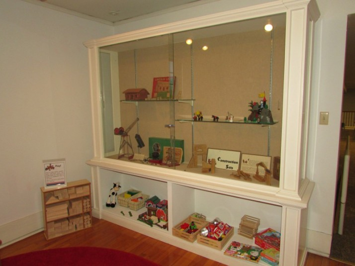 Play Room display at Hoard
