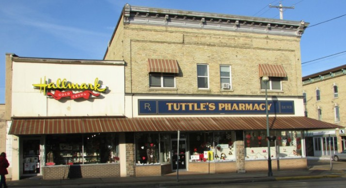Tuttle's Pharmacy in Fort Atkinson