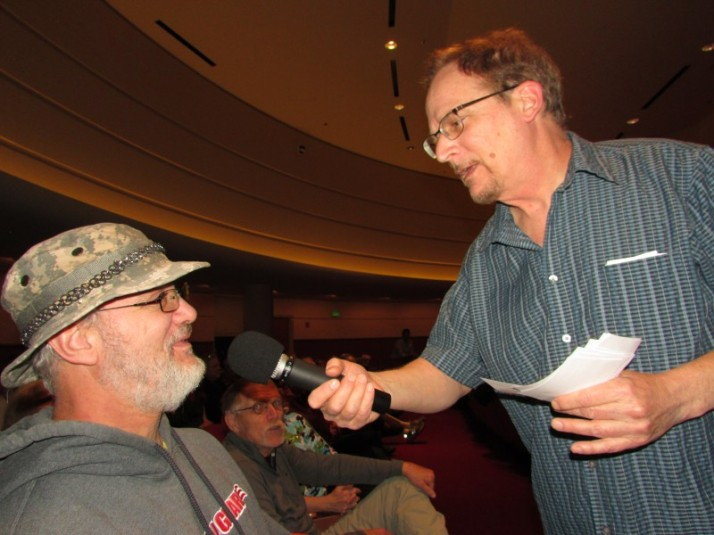 Al Talking to Michael Feldman