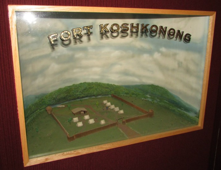 Fort Koshkonong exhibit IMG_7716