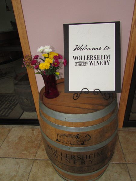 Welcome to Wollersheim Winery