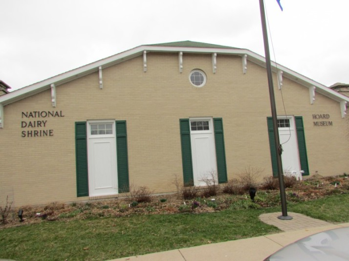 Hoard Museum in Spring