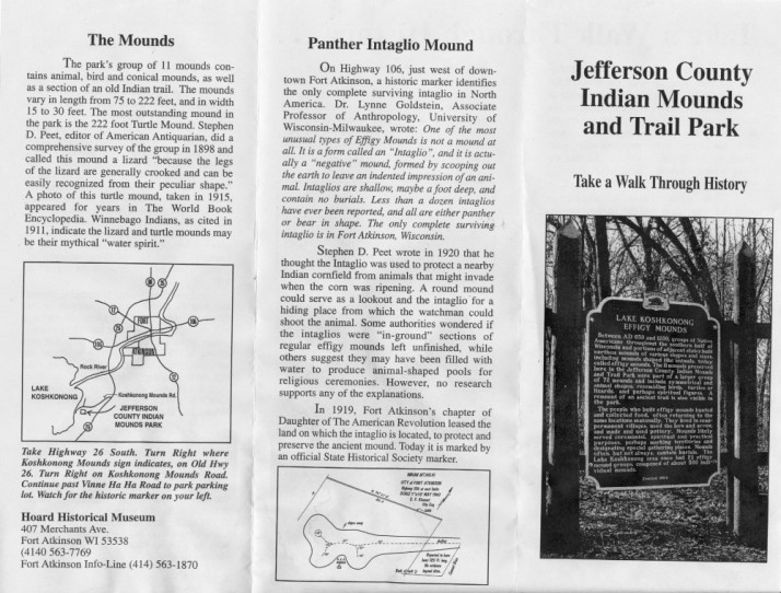 Jefferson County Indian Mounds Park brochure0002