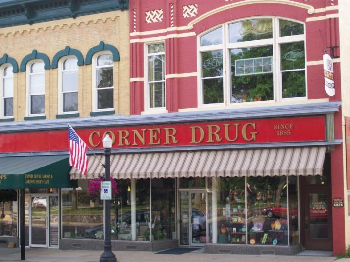 Corner Drug in Baraboo