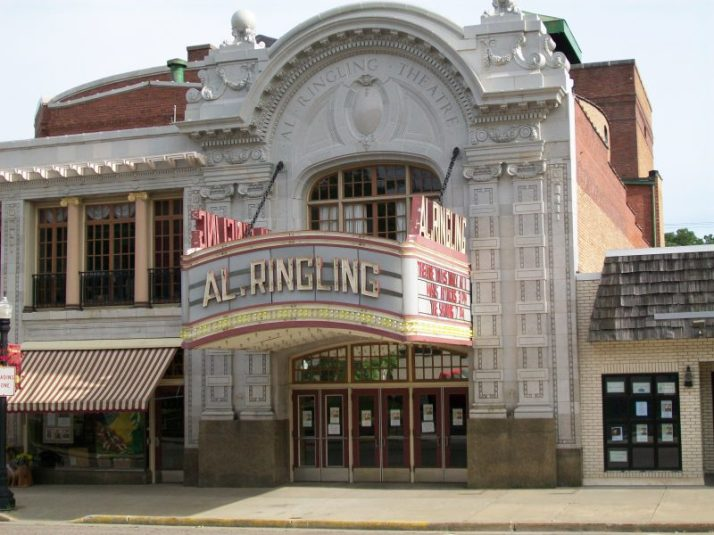 Al Ringling Theater in Baraboo