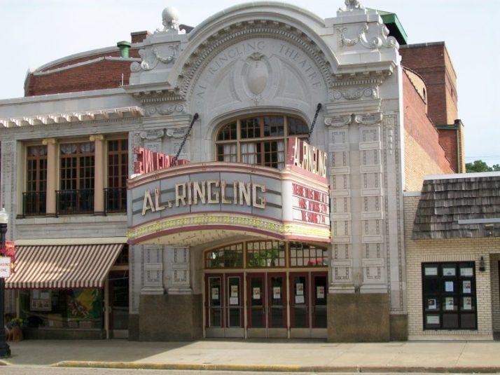 Al Ringling Theater in Baraboo