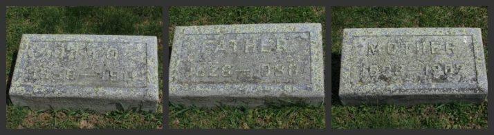 Al Ringling family gravesites in Baraboo 2