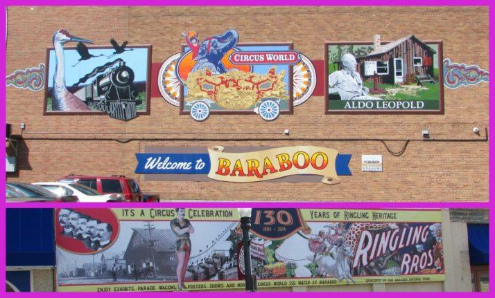 Baraboo Murals