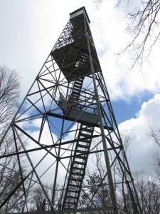 Fire Tower at Mackenzie