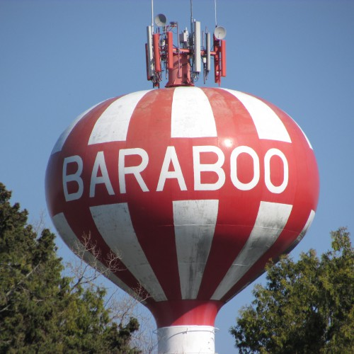 Baraboo Water Tower