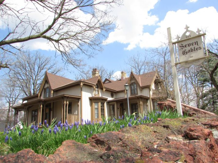 House of 7 Gables in Baraboo
