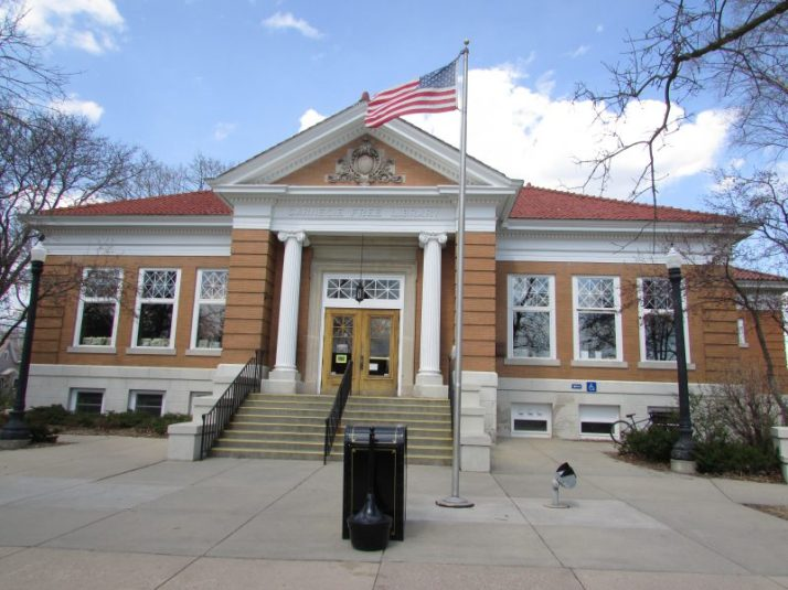 Baraboo Library Carnegie