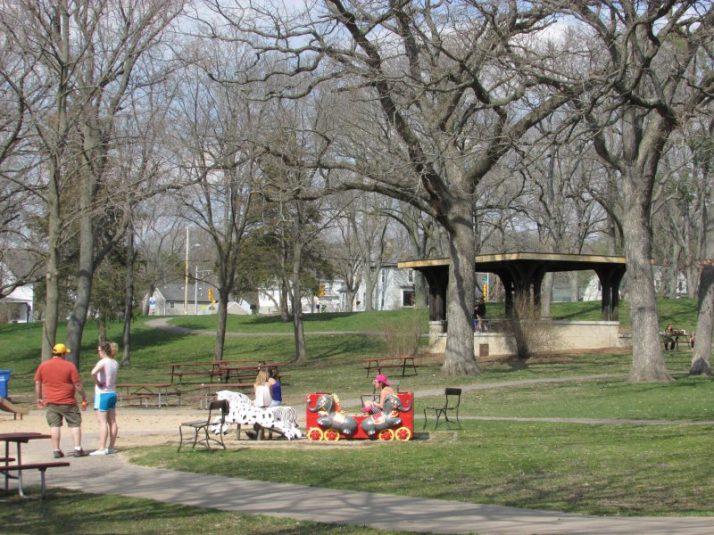 Ochsner Park in Baraboo