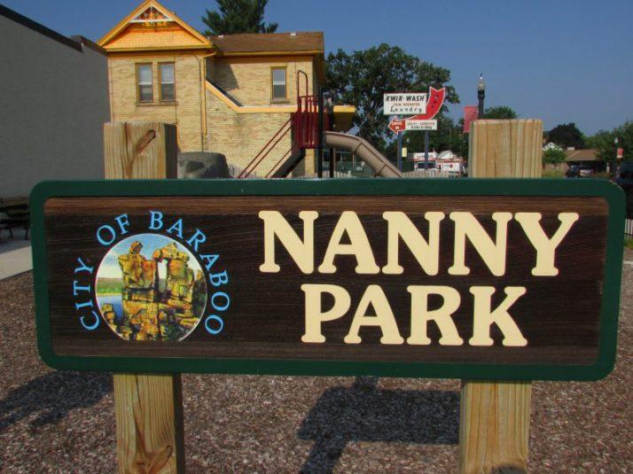 Nanny Park in Baraboo