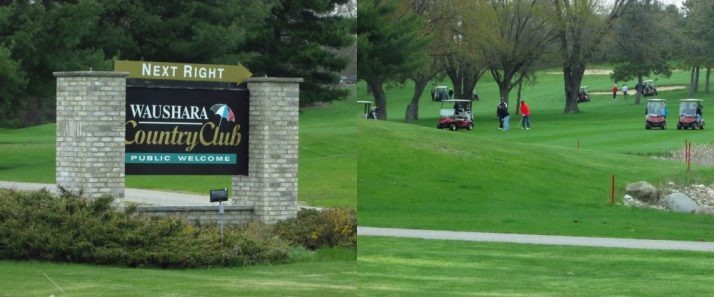 Waushara Country Club golf in Wautoma