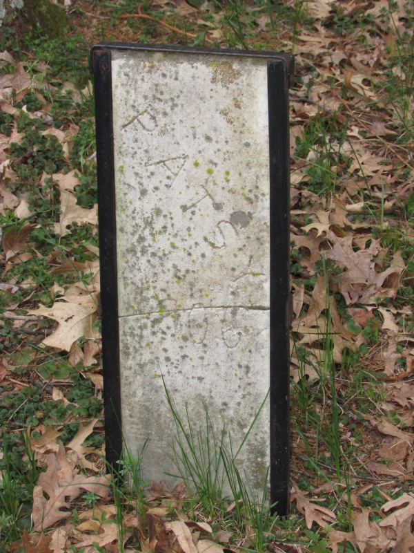 Patsy Bank Robber Gravestone in Wild Rose