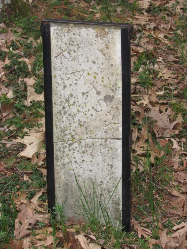 Patsy Bank Robber Gravestone in Wild Rose