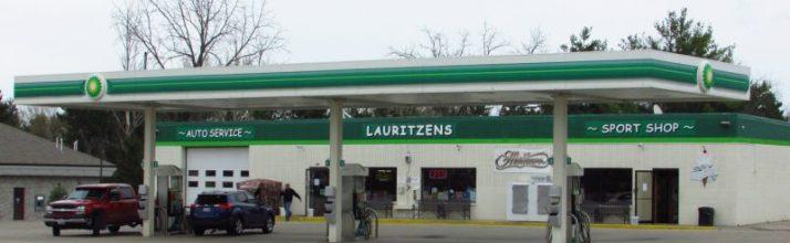 Lauritzens in Wild Rose