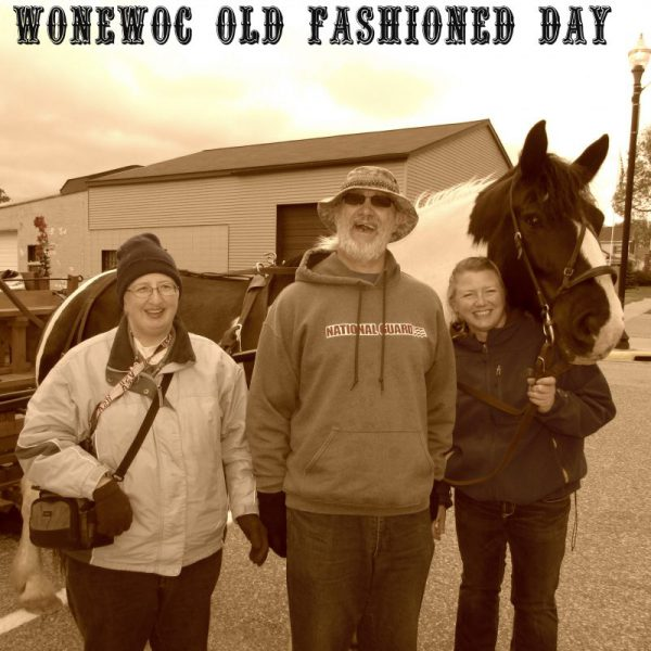 Old Fashioned Day in Wonewoc 5-14-16