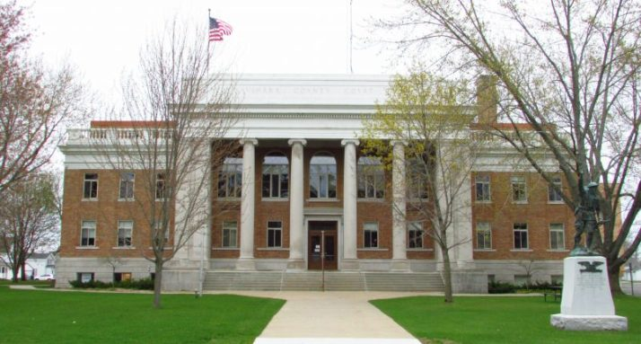 Waushara County Courthouse
