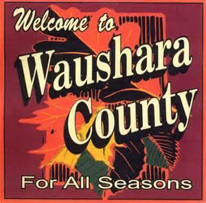 Waushara County logo