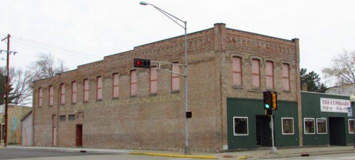 Wautoma Mercantile building