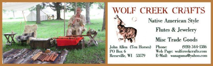 Wolf Creek Crafts by John Allen