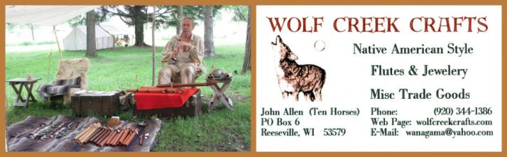 Wolf Creek Crafts by John Allen