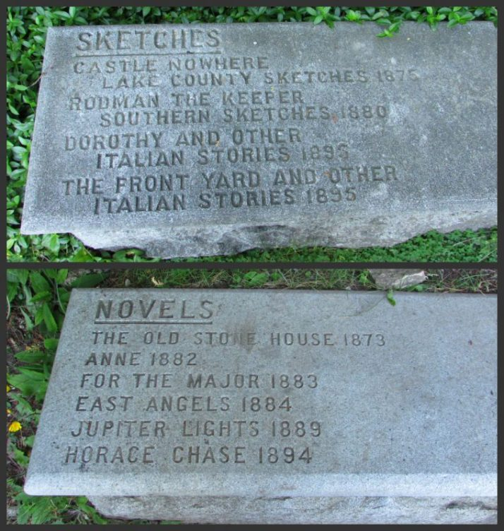 Annes Tablet monuments