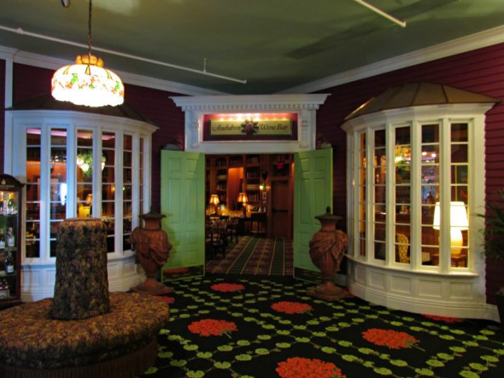 Audubon Wine Bar at Grand Hotel