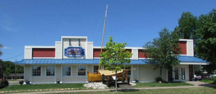Darrow's Family Restaurant in Mackinaw City