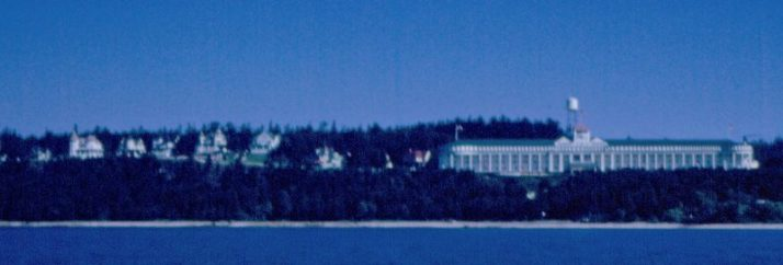 Grand Hotel from Water 1971