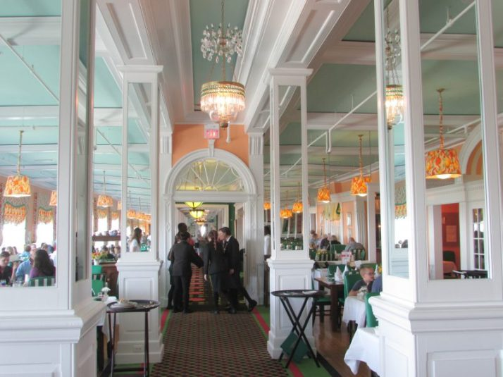 Grand Hotel Main Dining Room Front