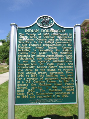 Indian Dormitory Marker