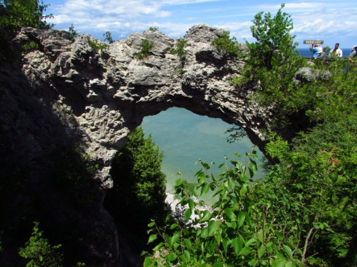 Arch Rock view