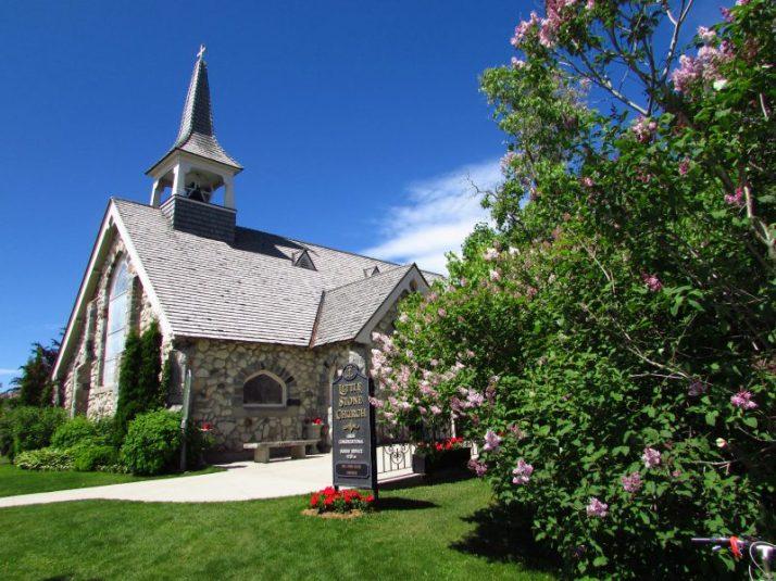 Stone Church on Mackinac