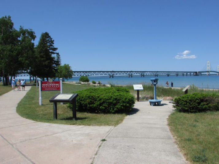 Michilimackinac State Park