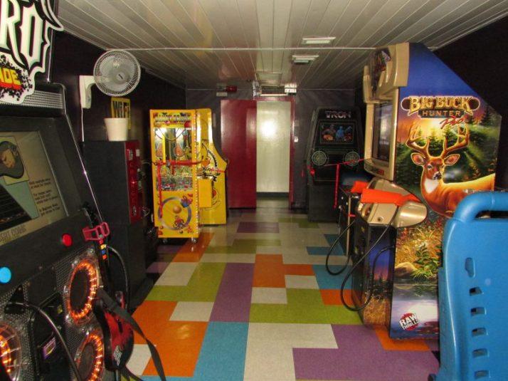Badger arcade