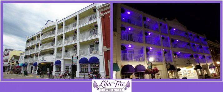 Lilac Tree Suites and Spa on Mackinac Island