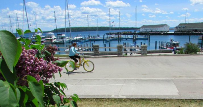 Mackinac Island State Harbor