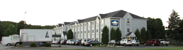 Microtel in Manistee