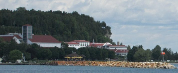 Mission Point Resort on Mackinac
