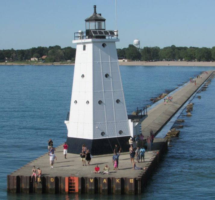 North Breakwater Lighthouse