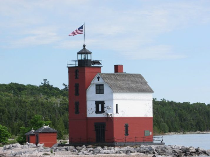Round Island Light House