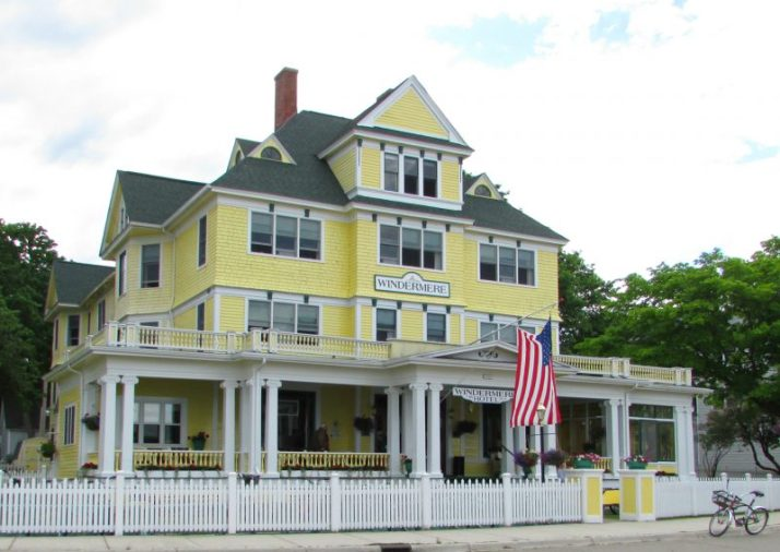 Windmere Hotel on Mackinac Island