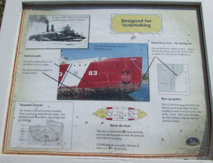 Icebreaker information