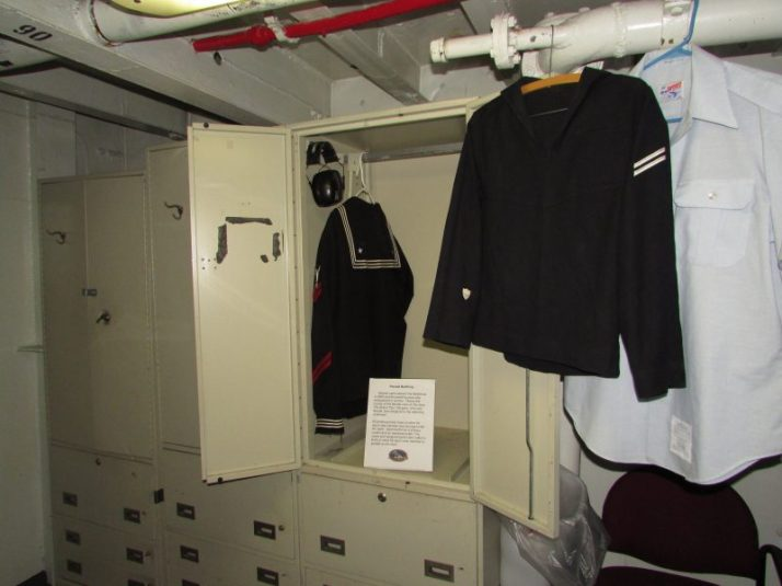 Berthing Quarters locker