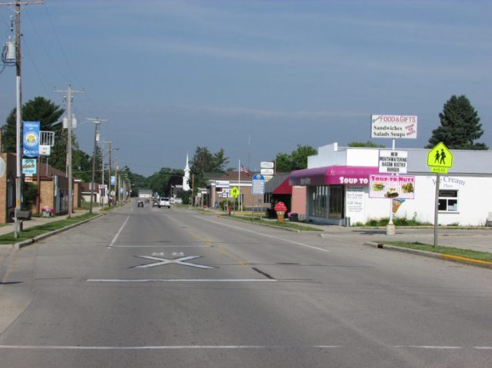 Downtown Crivitz