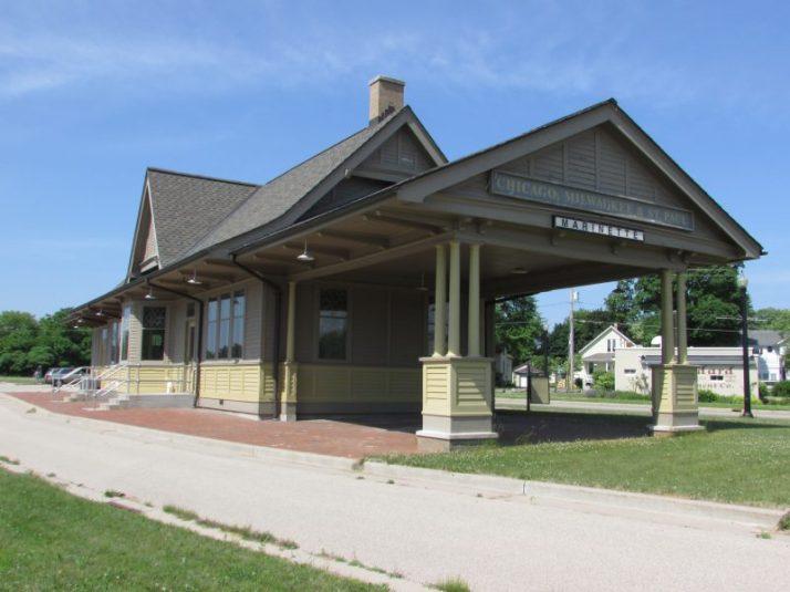 Marinette Depot