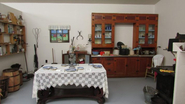 Kitchen and Dining Room display in Crivitz